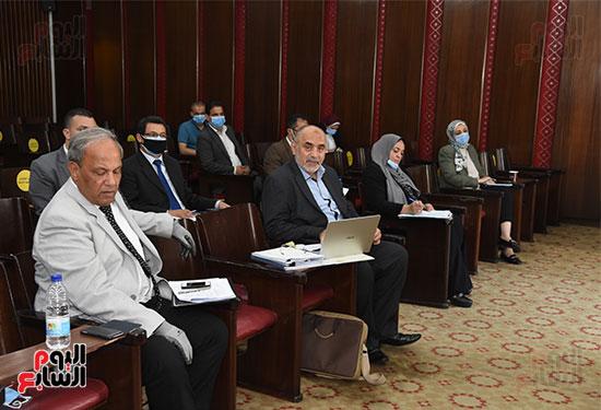 اللجنة البرلمانية المشتركة من الطاقة والبيئة بمجلس النواب (5)