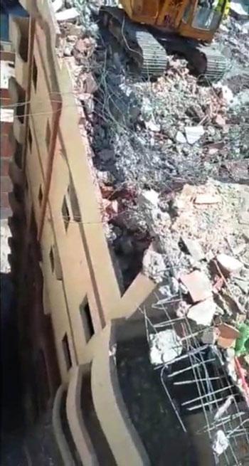 مخالفات البناء تطيح بأبراج الأحلام فى المحافظات (14)