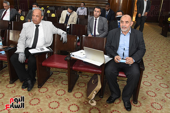 اللجنة البرلمانية المشتركة من الطاقة والبيئة بمجلس النواب (3)
