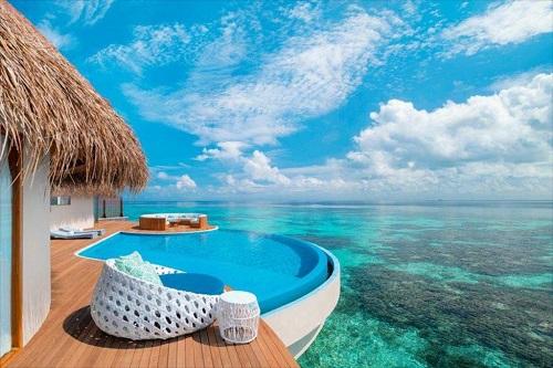 عودة فتح جزر الماليديف