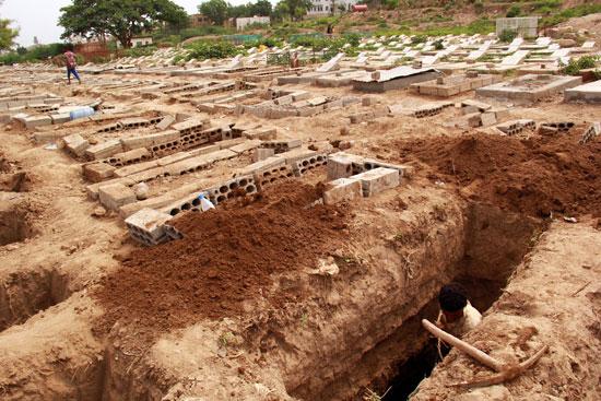 مقابر جماعية فى اليمن