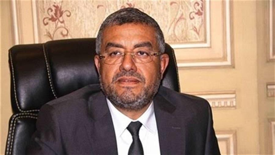 النائب عماد سعد حمودة
