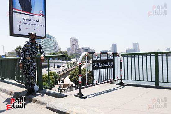 غلق كوررنيش النيل