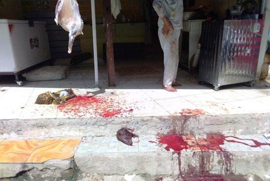 المحافظات تلاحق مخالفات الذبح فى عيد الأضحى (3)