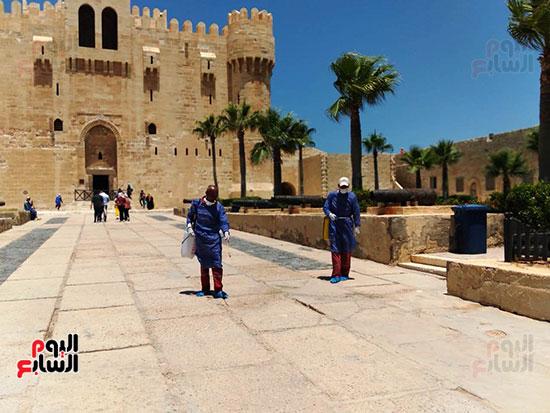 قلعة-قايتباى-(1)