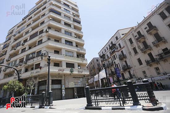 مدخل شارع طلعت حرب