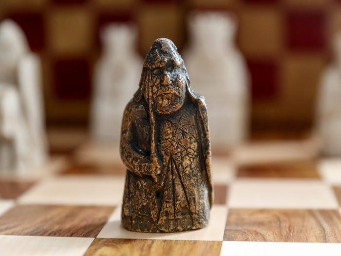 قطعة شطرنج