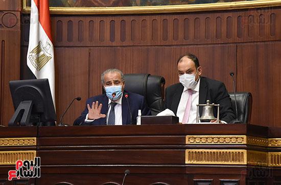 اجتماع لجنة الشئون الاقتصادية  (13)