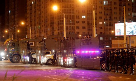 حرب شوارع بين الأمن والمعارضة (3)