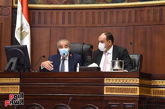 اجتماع لجنة الشئون الاقتصادية  (12)