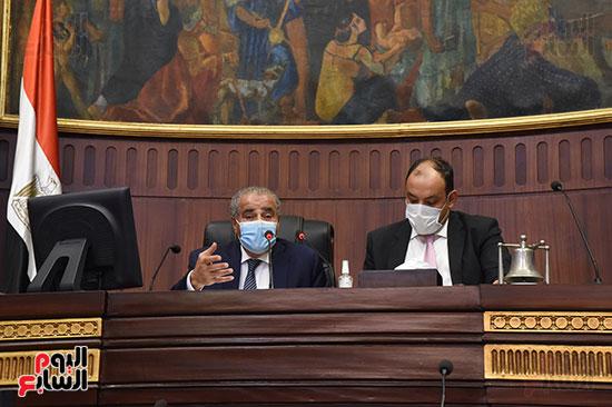 اجتماع لجنة الشئون الاقتصادية  (10)