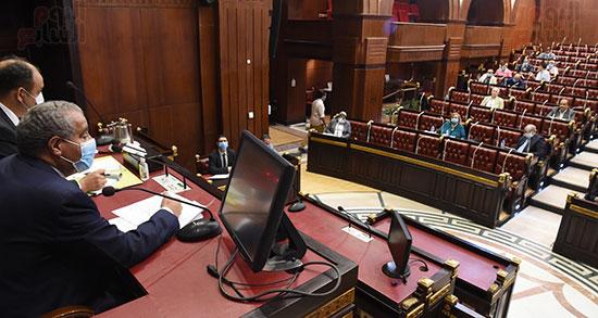 اجتماع لجنة الشئون الاقتصادية  (5)