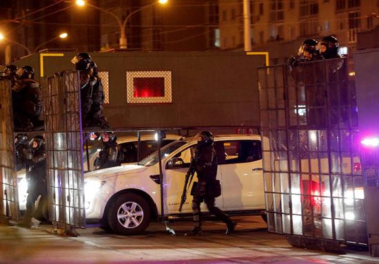 حرب شوارع بين الأمن والمعارضة (4)