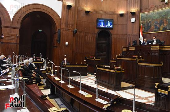 اجتماع لجنة الشئون الاقتصادية  (14)