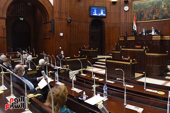 اجتماع لجنة الشئون الاقتصادية  (11)