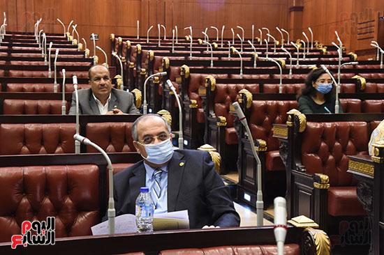 اجتماع لجنة الشئون الاقتصادية  (8)