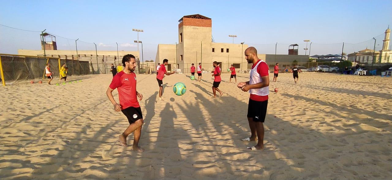 منتخب مصر للكرة الشاطئية (6)