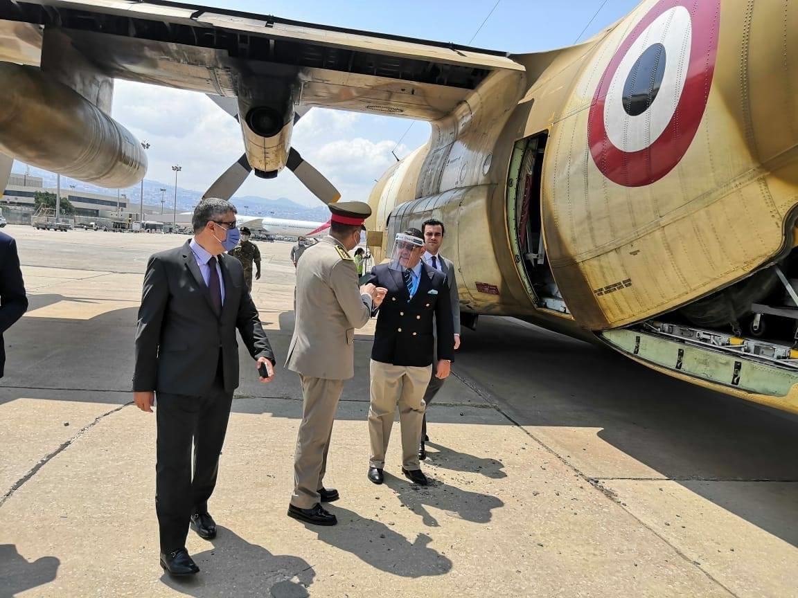 الطائرة المصرية