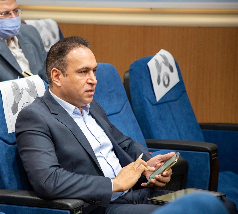 اجتماع رئيس هيئة الدواء المصرية مع شركات ومصنعي الدواء (4)