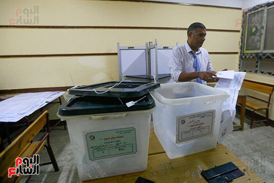 فرز انتخابات مجلس الشيوخ (2)