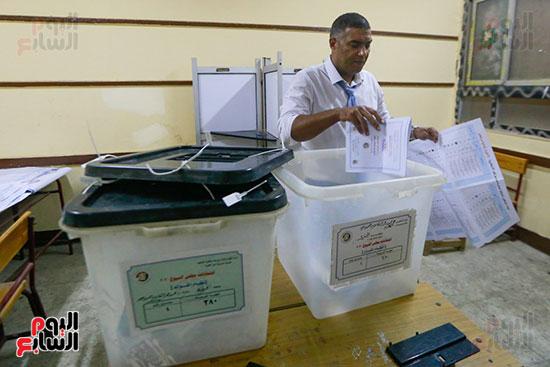 فرز انتخابات مجلس الشيوخ (1)