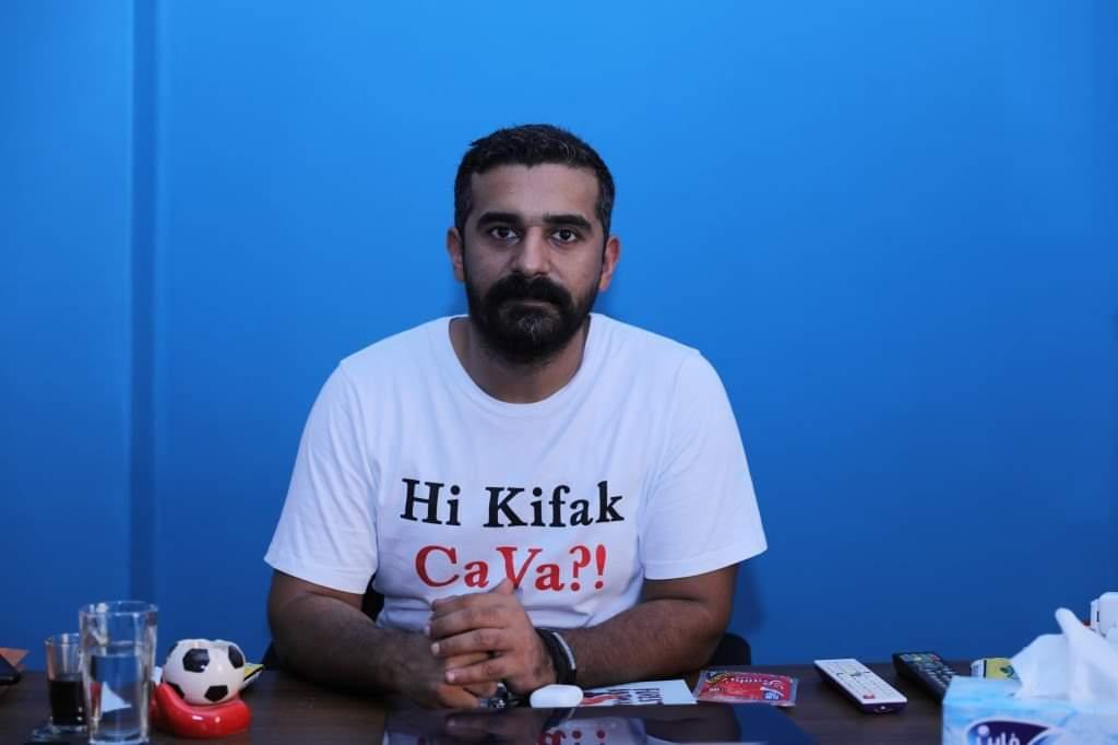 المخرج محمد عبد الرحمن حماقى