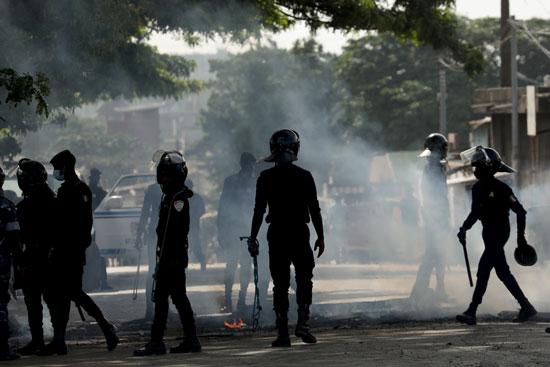 اشتباكات وعنف فى ساحل العاج