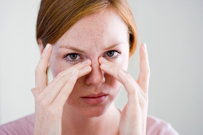 اعراض التهاب الجيوب الانفية 32