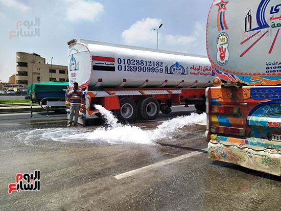 إجراءات مواجهة مخاطر الأمطار والسيول (6)