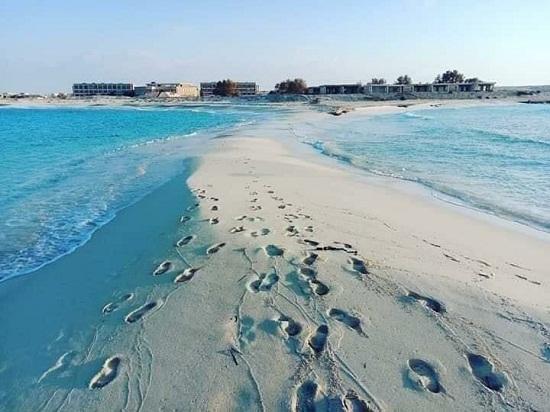 شاطىء باجوش