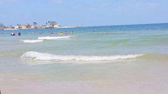 شاطىء المعمورة بالإسكندرية