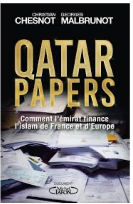 قطر حرب النفوذ على الإسلام فى أوروبا (1)