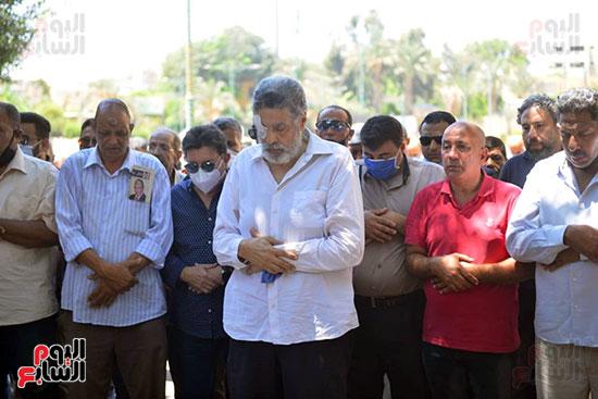 جنازة سمير الاسكندرانى (36)