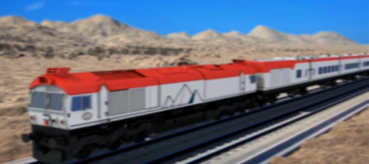 عربات القطارات الاسبانية الفخمة المتعاقد عليها لصالح السكة الحديد المصرية (4)