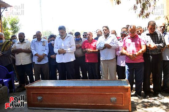 جنازة سمير الاسكندرانى (33)