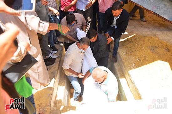جنازة سمير الاسكندرانى (8)