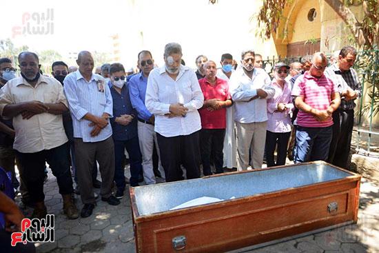 جنازة سمير الاسكندرانى (35)