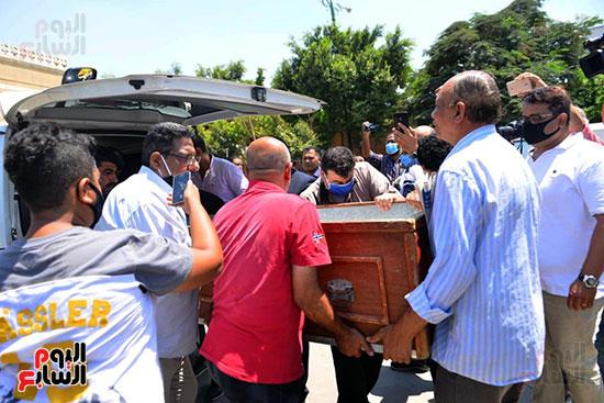 جنازة سمير الاسكندرانى (29)