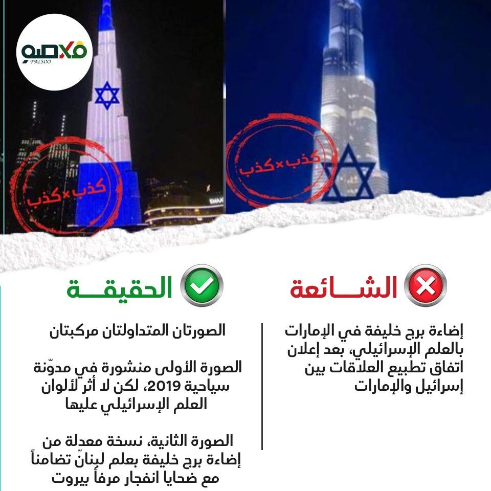 تقرير فالصو عن الشائعات وزير التعليم يسخر من الثانوية الأزهرية وإضاءة برج خليفة بعلم إسرائيل اليوم السابع