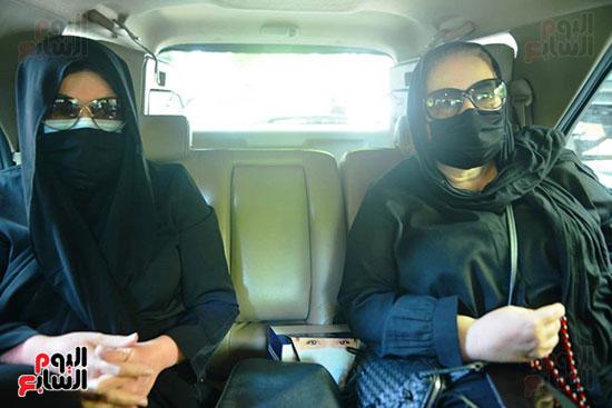 دلال عبدالعزيز وميرفت امين