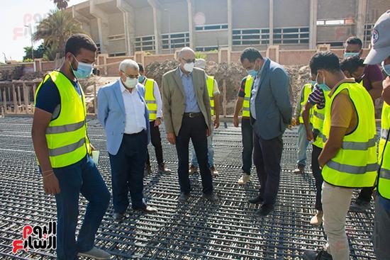 مشروع ضخم لإنشاء 3 مدن جامعية جديدة فى طنطا بـ300 مليون جنيه (1)