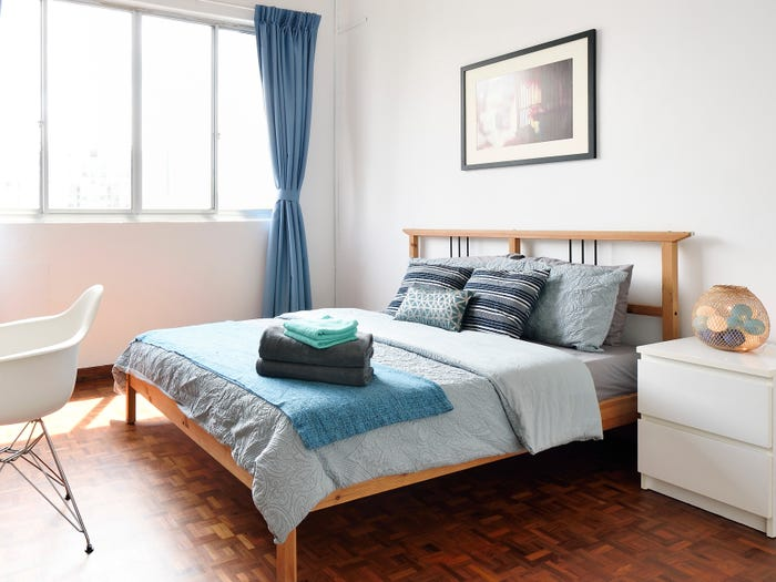 مفروشات غرفة النوم