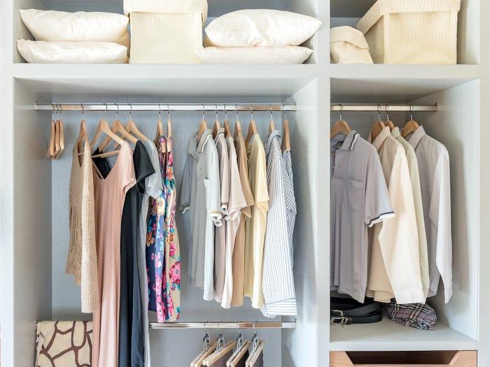 تنظيم الملابس