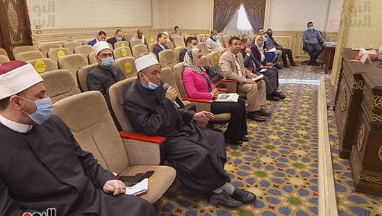 اجتماع اللجنة الدينية (2)