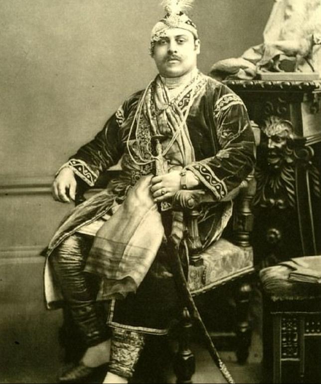 الأمير الهندي فيكتور