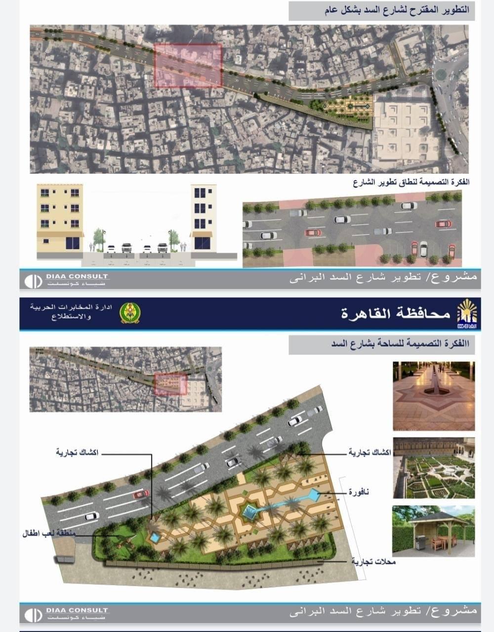 مشروع إحياء مسار آل البيت بالقاهرة (8)