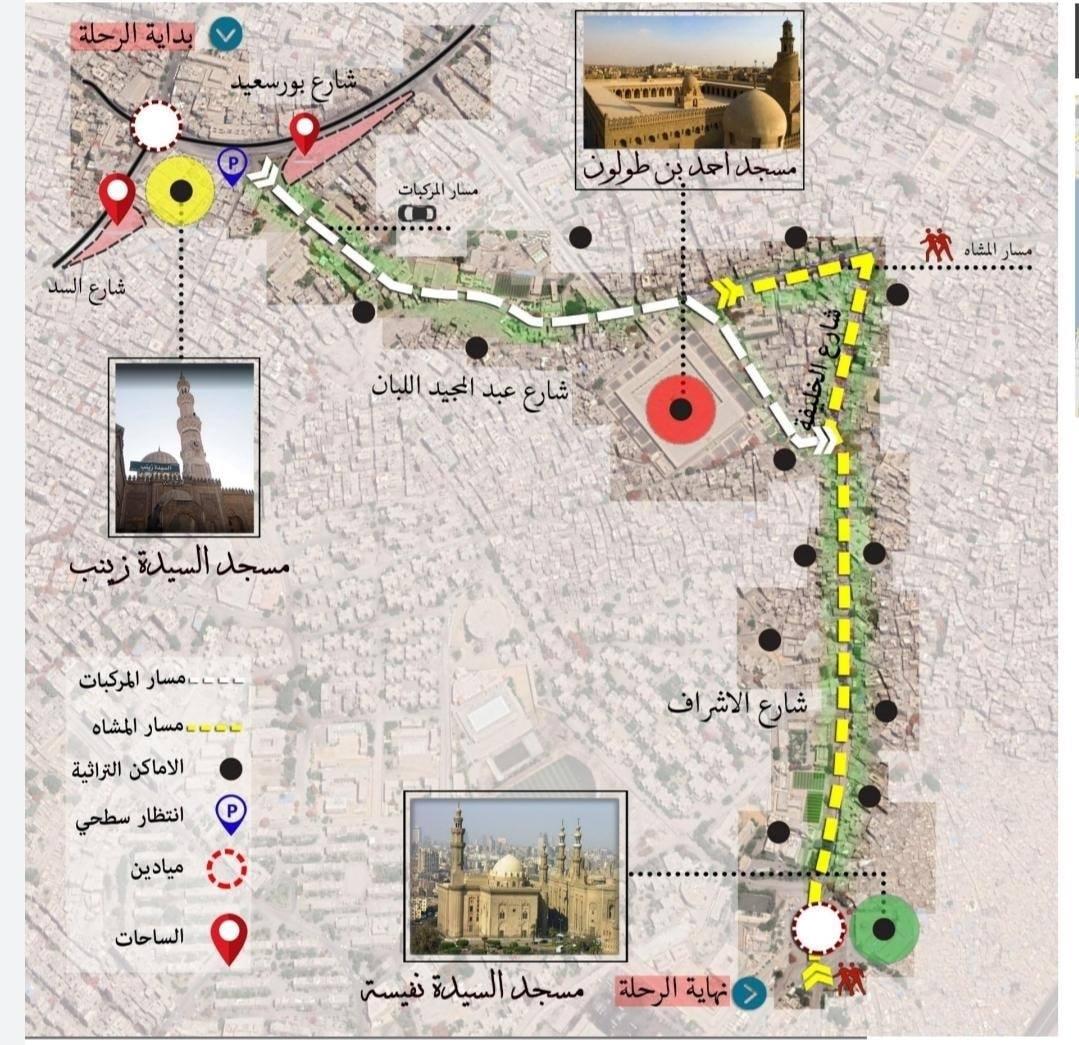 مشروع إحياء مسار آل البيت بالقاهرة (9)