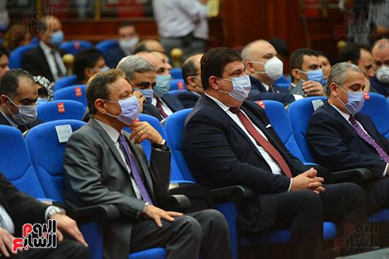 مؤتمر الهيئة الوطنية للانتخابات (14)