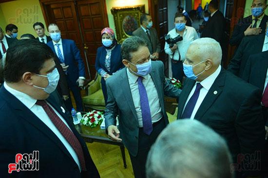 مؤتمر الهيئة الوطنية للانتخابات (32)