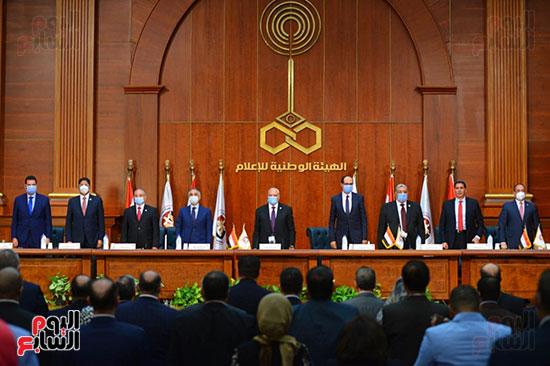 مؤتمر الهيئة الوطنية للانتخابات (10)